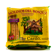 Molinos del bosque  galletas arroz
